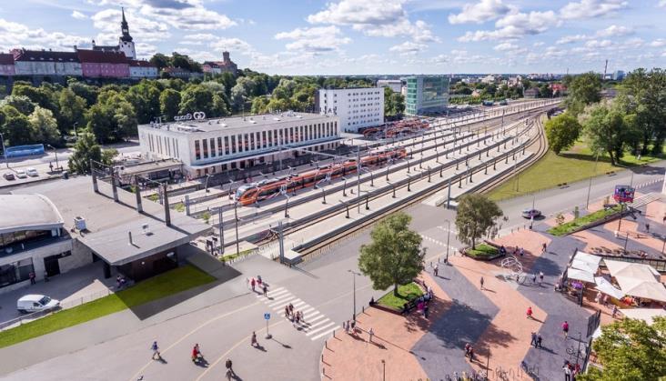 Siemens Mobility zmodernizuje systemy sterowania ruchem kolejowym w Estonii