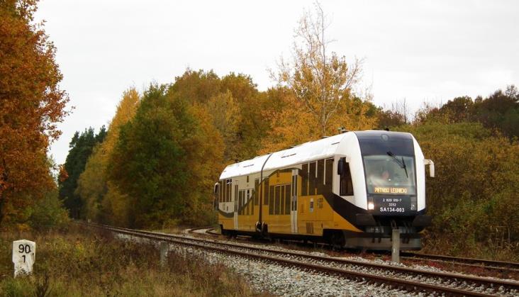 PKP PLK remontuje krótki odcinek linii 303 na Dolnym Śląsku