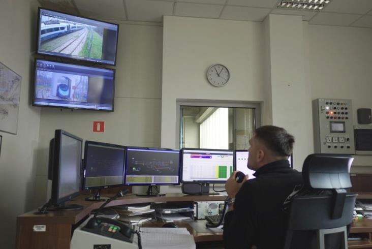 Alstom: TrainScanner dla Pendolino rozpoczyna pracę w Warszawie [film]