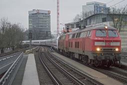 Rekordowe straty Deutsche Bahn