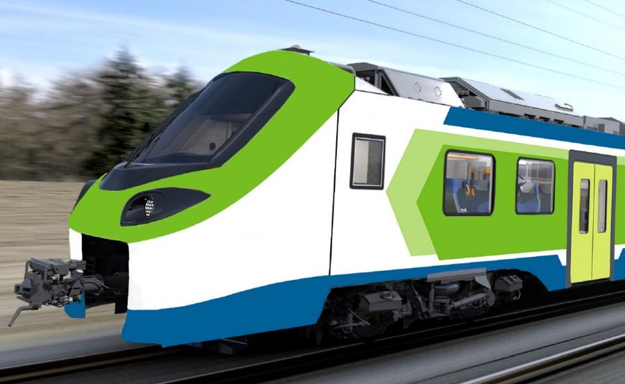 Alstom dostarczy do Włoch wodorowe zespoły trakcyjne Coradia Stream