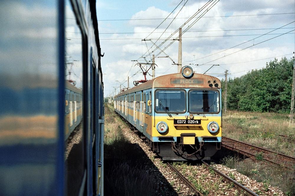 Płock: Od stycznia bezpośredni pociąg do Katowic i Łodzi