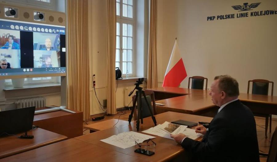 PLK rozmawiała z samorządowcami o II etapie programu Kolej Plus