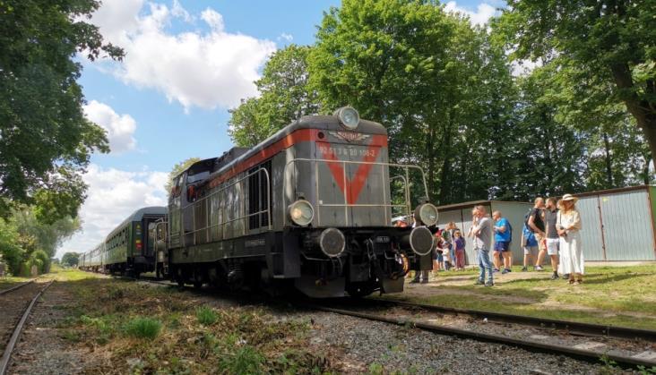 Lubawa: Co dalej z samorządową linią kolejową do Zajączkowa Lub.?