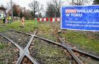Wrocław:  Robotnicy wracają na Olszewskiego. Prace potrwają do lutego