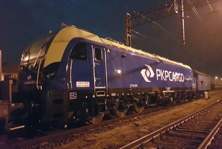 Dwusystemowy Dragon 2 dla PKP Cargo wjechał na badania do Czech