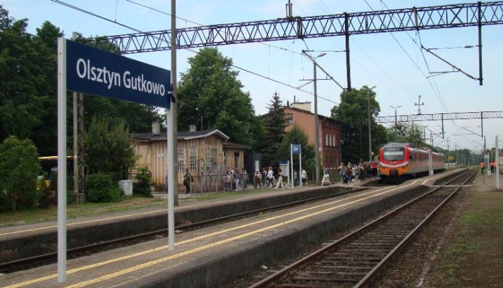 PLK wybrały wykonawcę kolejnego odcinka linii 221 między Gutkowem a Dobrym Miastem