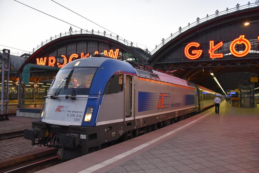 EC Wawel pojedzie w pełnej relacji z Krakowa do Berlina