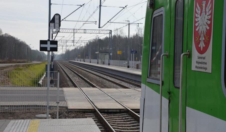 PLK: Pociągi wracają na linię 7 między Otwockiem a Pilawą