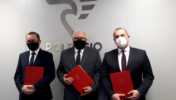 POLREGIO i Pomorskie z 6-letnią umową na przewozy kolejowe
