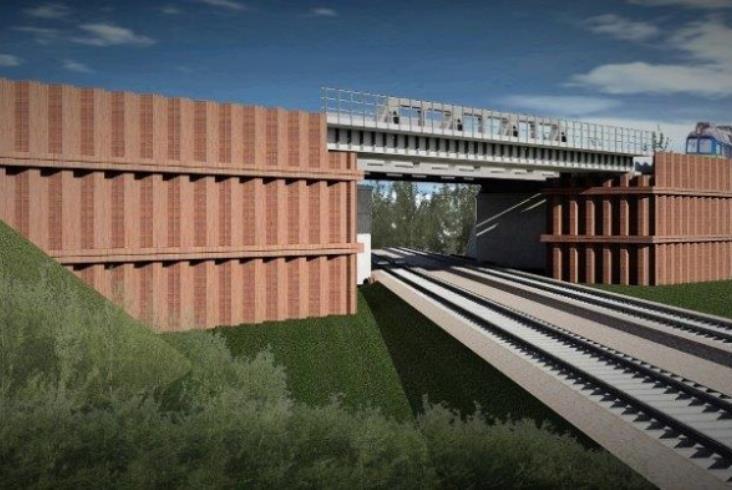 Będzie kolejowy bajpas na modernizowanej linii Poznań – Szczecin