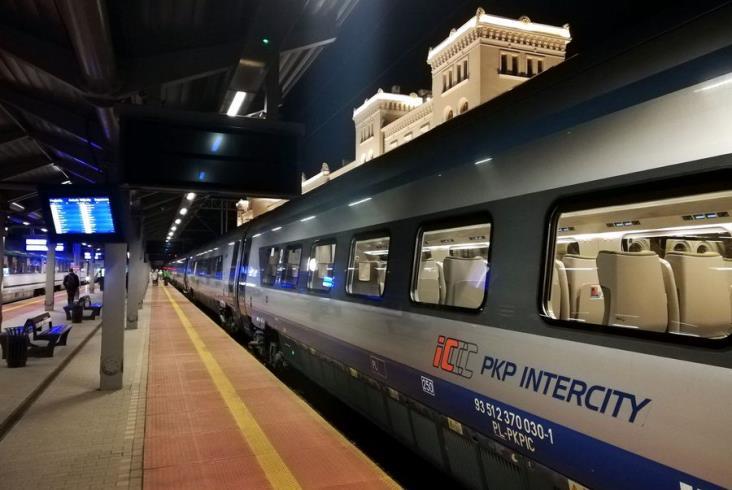 Pendolino obsługiwało połączenia do Bydgoszczy [film]