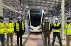 Przygotowania do uruchomienia tramwajów w Mustaghanam w Algierii