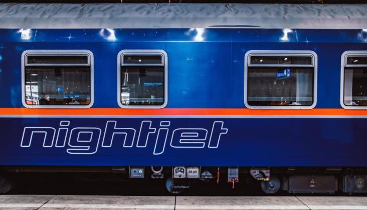 Pociąg Nightjet przez Polskę będzie zawieszony