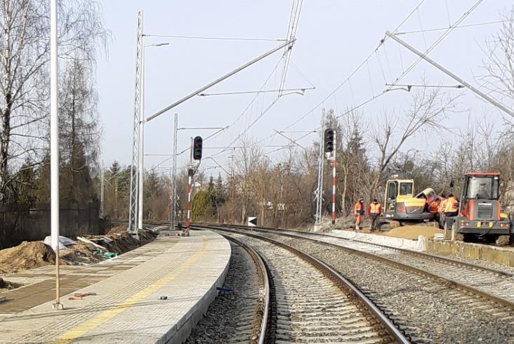 PLK przywraca po 20 latach przystanek Łódź Andrzejów Szosa