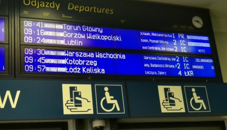 Łódzkie nie zamierzało likwidować pociągów regionalnych Kutno – Włocławek – Toruń