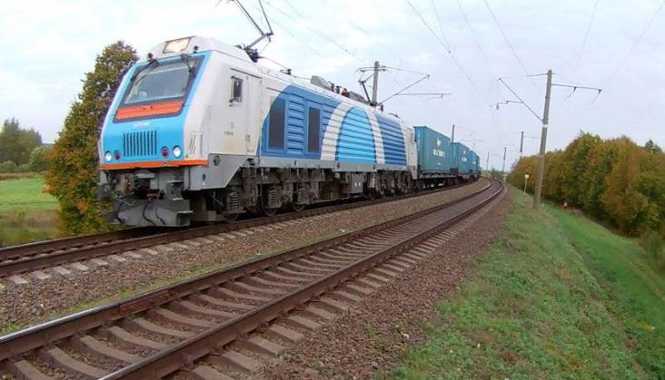 Koleje Białoruskie zamawiają 15 chińskich lokomotyw elektrycznych