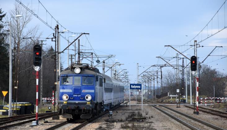PKP Intercity: 21 miliardów złotych z budżetu do 2030