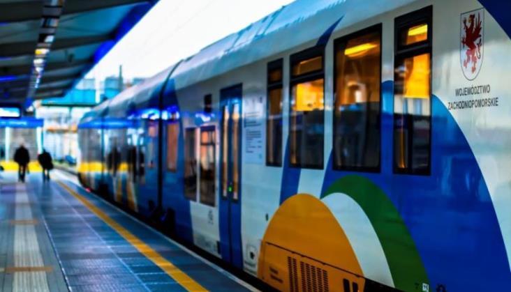 Mniej pociągów na Pomorzu Zachodnim do końca stycznia