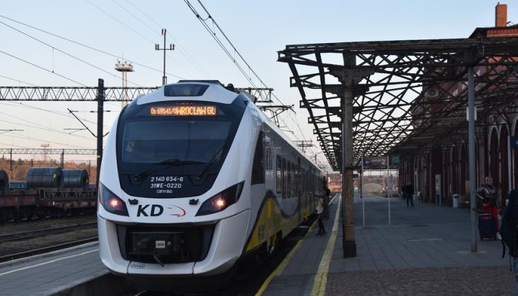 Jest umowa na przebudowę stacji Węgliniec
