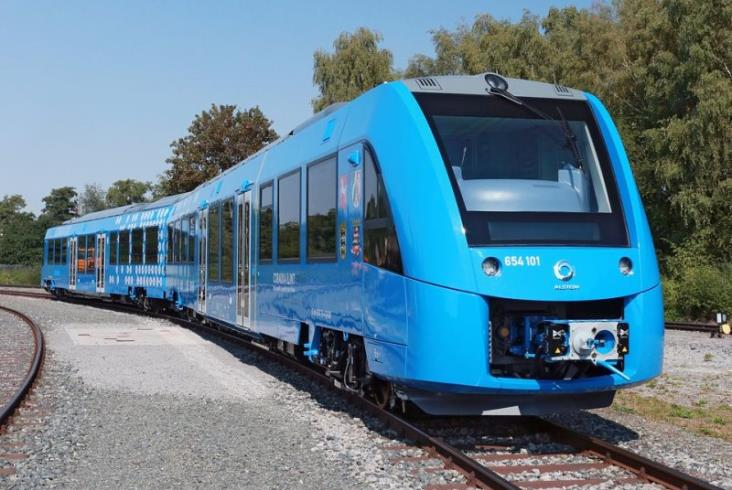 Nagroda dla Coradia iLint – pierwszego na świecie pociągu wodorowego