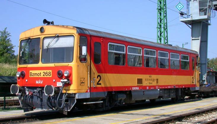 Węgrzy chcą budować autobusy szynowe wspólnie z CRRC