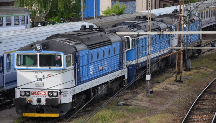 Odwołane Sudety i Hańcza. PKP Intercity ma problem ze spalinowymi lokomotywami