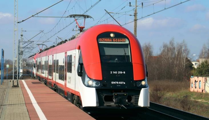 Koleje Wielkopolskie: Mniej pasażerów, ale kontynuacja rozwoju