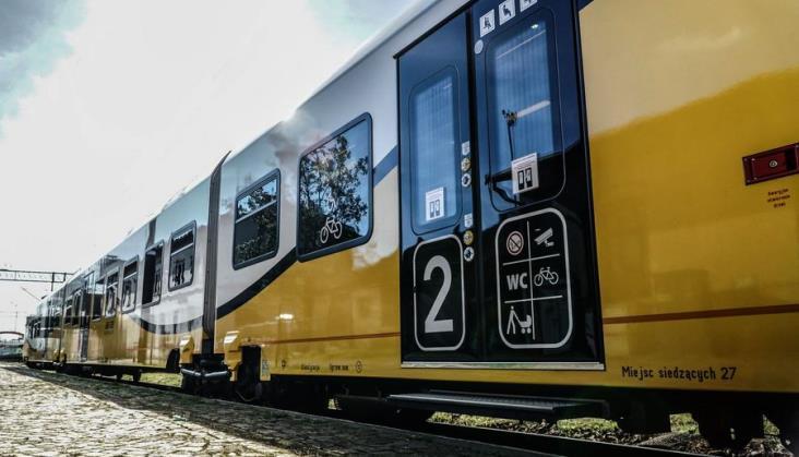 Ponad 9,1 mln pasażerów w Kolejach Dolnośląskich w 2020 roku
