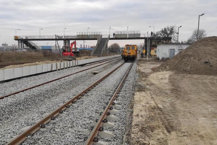 Kolejny etap prac w Mielcu i na linii 25 [zdjęcia]