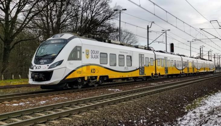 Dolnośląskie złożyło inwestycje warte 825 mln do KPO. To tabor, linie i autonomiczne busy