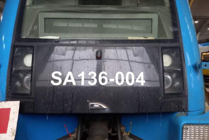 UTK wydał alert bezpieczeństwa po pęknięciu koła w SA136