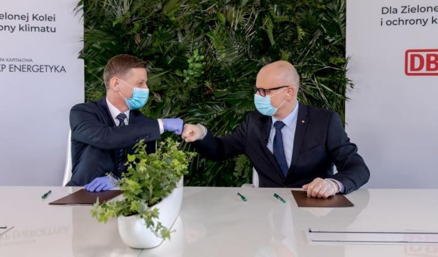 PKP Energetyka i DB Cargo Polska razem dla Zielonej Kolei i klimatu [film]