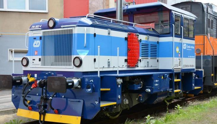 PKP Intercity kupuje 10 lokomotyw manewrowych od CZ Loko