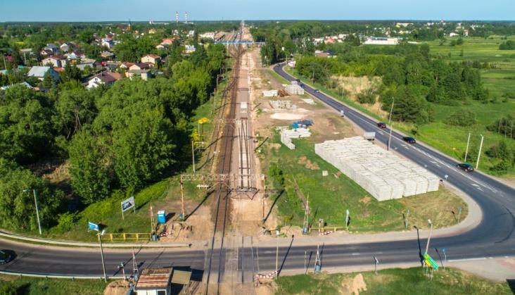 Kolej Plus: Są przetargi na studia linii Ostrów – Małkinia i Sokołów – Siedlce