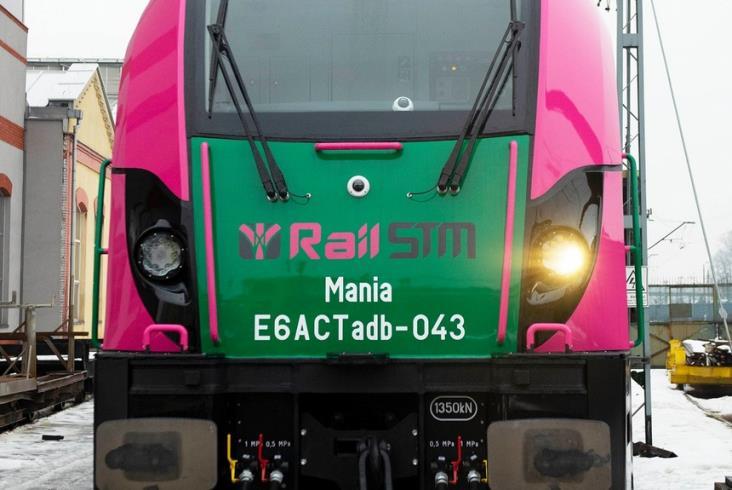 Rail STM kupił nowego Dragona 2 z Newagu [zdjęcia]