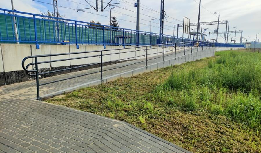 Lepszy dostęp do pomorskich przystanków kolejowych
