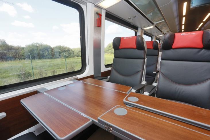 Wagony od konsorcjum Škoda – Siemens na czeskich torach w połowie 2021 [zdjęcia]