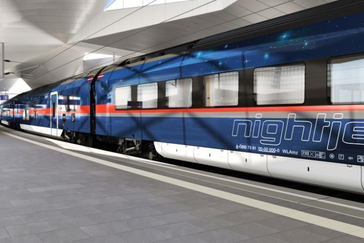 Siemens i OBB prezentują Nightjety nowej generacji. Pierwsze zdjęcia!