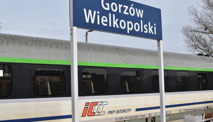 Bezpośrednie pociągi Gorzów Wielkopolski – Szczecin? PLK chce budować łącznicę w Kostrzynie