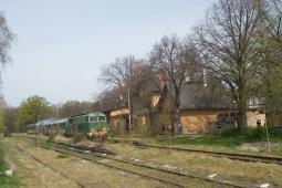 MON: Początek odbudowy linii Zebrzydowa – Żagań w przyszłym roku