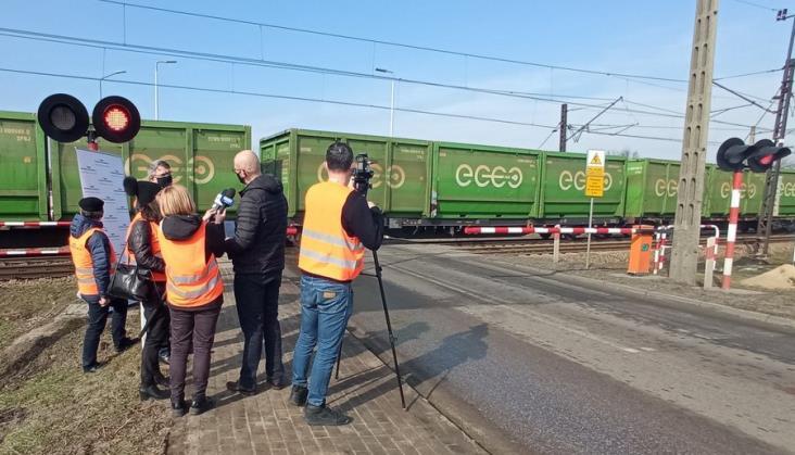 Na Lubelszczyźnie zmodernizowano 16 przejazdów kolejowo-drogowych