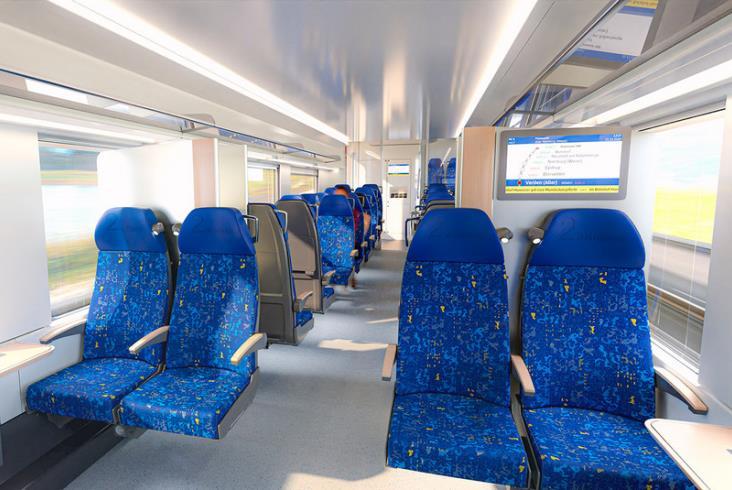 Alstom bliski dostaw unikalnych zespołów trakcyjnych dla Dolnej Saksonii