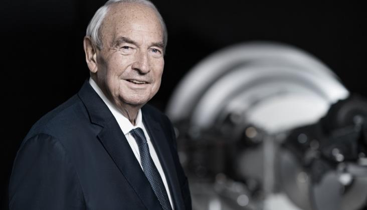 Zmarł Heinz Hermann Thiele. Twórca potęgi Knorr-Bremse