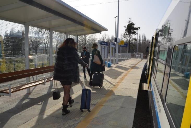 Pociągiem do Skoczowa. Maszyny wracają na linię do Wisły [zdjęcia]