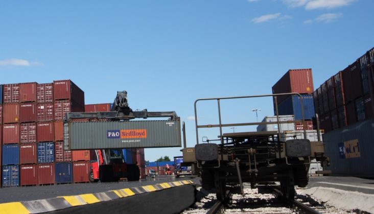 PKP Cargo Connect wraz Eurasian International Freight GmbH  na trasie Nowego Jedwabnego Szlaku