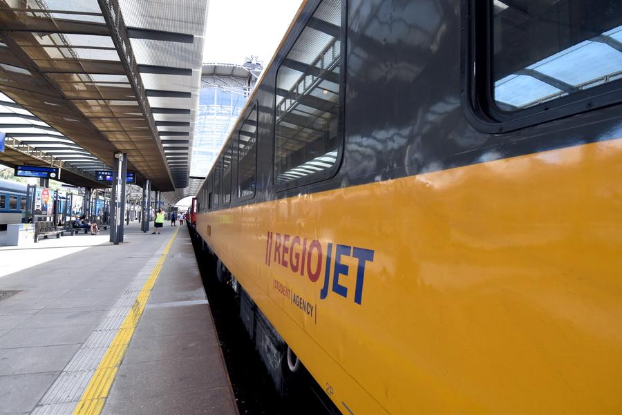 Start pociągu RegioJet z Pragi do Przemyśla przełożony. Winny koronawirus