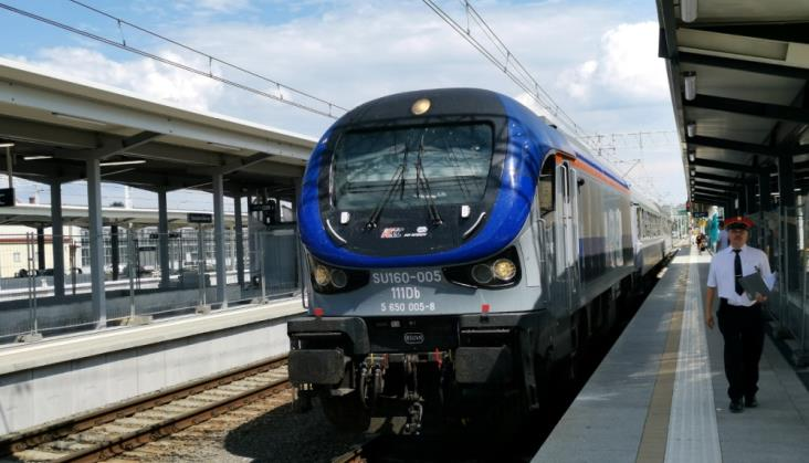 MI: Kolej dalekobieżna wróci do Tarnobrzega i Warki. Projekt nowego rocznego rozkładu jazdy