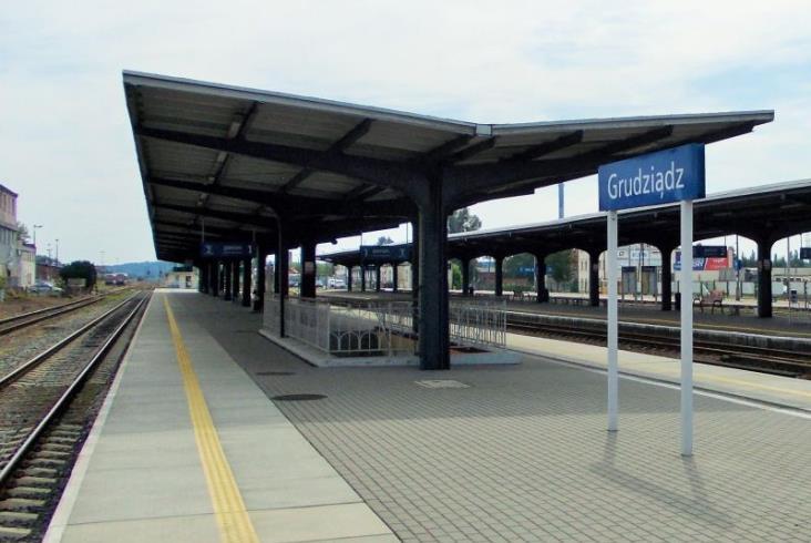 Jest umowa na przygotowanie rewitalizacji linii 207 Grudziądz – Gardeja