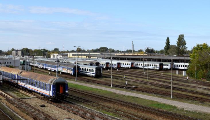 Szykują się spore prace przy infrastrukturze PKP Intercity w Warszawie